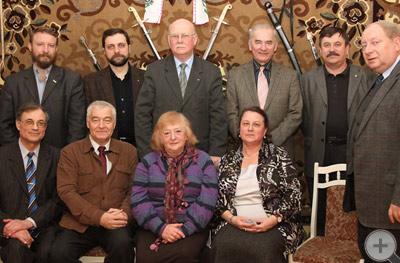 Встреча Ассоциации художников РДС