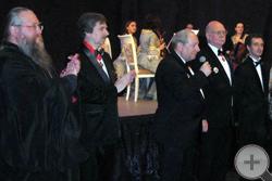 А.Ю.Королев-Перелешин приглашает к торжественному открытию Бала