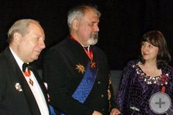Орден Святой Анны вручается Л.Р.Кадиковой