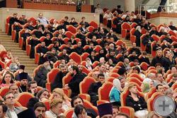5-летие восстановления канонического единства Поместной Русской Церкви