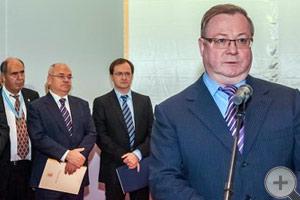 Выставку открыл Сергей Степашин