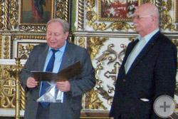 Высочайший указ о награждении протоиерея Сергия Лепихина