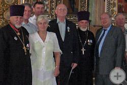 Делегация РДС с членами Елабужского уездного ДС