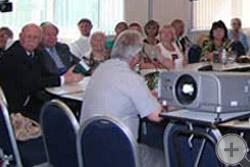 Руководители РДС участвуют в Круглом столе