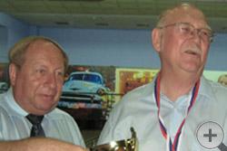 Князь Г.Г.Гагарин с победным кубком и золотой медалью