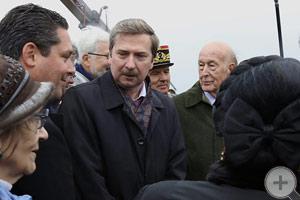 Президент В.В.Путин и Великий Князь Георгий Михайлович