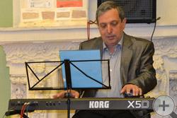 Музыкант и композитор В.А.Агранович