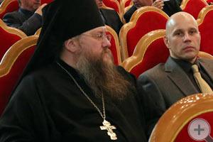 Духовный лидер движения За Веру и Отечество иеромонах Никон