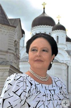 Глава Дома Романовых признана человеком года