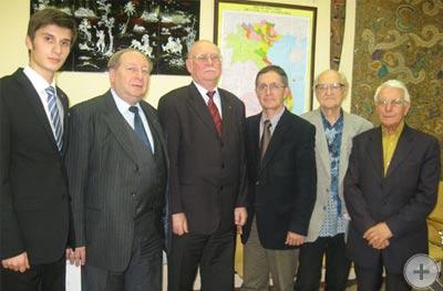 Руководители РДС в Центре АСЕАН
