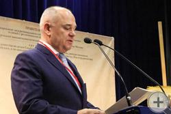 Руководитель Департамента межрегионального сотрудничества г.Москвы Ю.В.Артюх