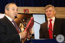 Г.Л.Мурадов и А.В.Кибовский
