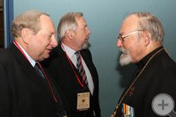 На пленарном заседании Съезда потомков российских героев Отечественной войны 1812г.