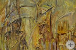 Выставка творческих работ потомков дворянских родов
