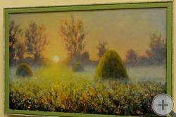 """Вторая выставка творческих работ потомков дворянских родов """"Отражение души"""""""