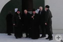 У входа в Богоявленско-Анастасиин кафедральный собор