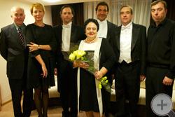 Концерт «Три российских баса», посвященный 400-летию Дома Романовых