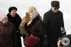 Паломническая поездка членов Российского Дворянского Собрания в с.Усово