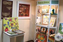 """Третья международная выставка детского творчества """"Волшебный мир детства"""""""