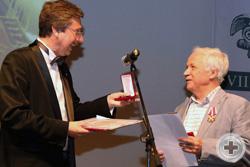 В Москве награждены лауреаты Национальной премии «Культурное Наследие»