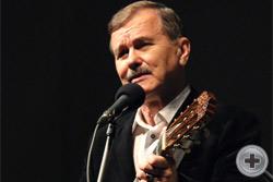 Поёт Леонид Серебренников