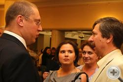 А.Н.Закатов и В.И.Алявдин