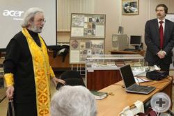 Презентация книги «Да, были люди в наше время! К столетию Общества потомков участников Отечественной войны 1812 г.»
