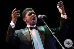 Задушевная песня заслуженного артиста Украины Руслана Кадирова