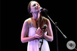 Музыкальный сюрприз - оперная певица А.Зарубина