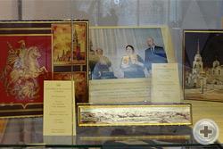 Экспозиция фамильной мастерской И.Колбиной и О.Чайки под товарным знаком РДС