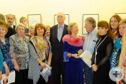 Российское Дворянское Собрание провело третью выставку «Отражение души»