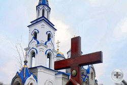 Владимирский храм Воронежа
