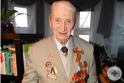 Г.А.Катин в день празднования своего 90-летия 05.10.2013