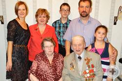 Г.А.Катин со всем своим семейством 05.10.2013