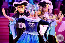 Театрализованная программа бала