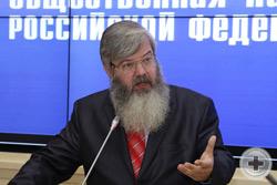 Выступает главный научный сотрудник Института российской истории РАН д.и.н. В.М.Лавров