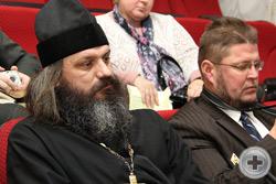 На первом плане справа - Вице-Предводитель Тверского ДС А.В.Зиновьев