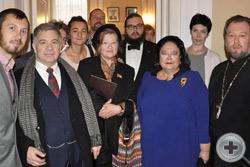 Высочайший визит Главы Дома Романовых в Соединенные Штаты Америки