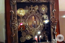 Выставка, посвященная 400-летию Династии Романовых в Воронеже
