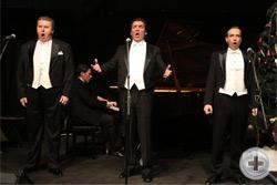 Поют Три Российских Баса