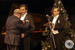 Награждение В.Гильманова