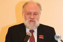 Председатель Центральной избирательной комиссии РФ В.Е.Чуров