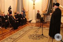 Слово Высокопреосвященного митрополита Ставропольского и Невинномысского Кирилла