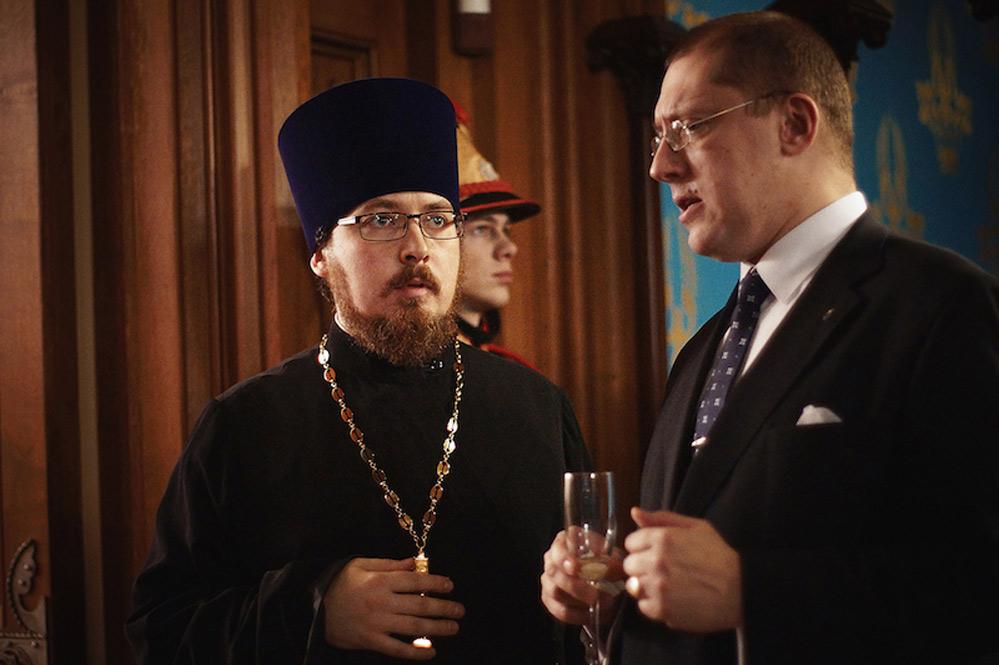 Тосты за священников