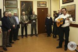 Играет и поёт лауреат всероссийских и международных конкурсов Юрий Филатов