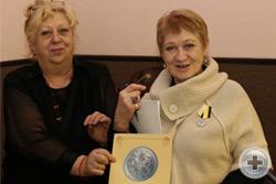 """Церемония награждения Императорской медалью """"Юбилей всенародного подвига. 1613 - 2013"""""""