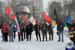 Красноярское ДС выступило одним из организаторов автопробега «Сибиряки – Крыму»