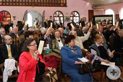 Бюллетень для выбора Предводителя РДС утверждается делегатами Съезда