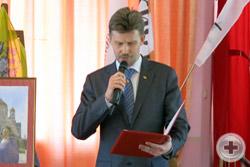 Приветствие Начальника Российского Имперского Союза-Ордена Д.А.Сысуева