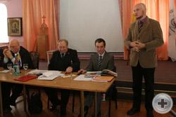 Приветствие председателя Московского Купеческого Общества Д.П.Абрикосова